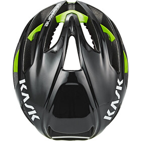 Kask Protone Casque, black/green